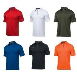 Under Armour 1290140 Men's UA Tech Loose-Fit Golf Polo Shirt