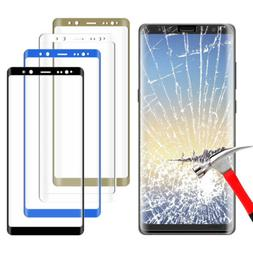 For Samsung Galaxy Note 8 Full Coverage Curved Tempered Glas