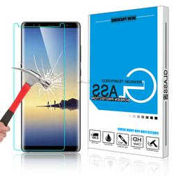 For Samsung Galaxy Note 8 Tempered Glass Screen Protector Cl