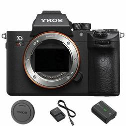 Sony a7R III Mirrorless Camera: 42.4MP Full Frame High Resol