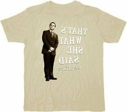 Adult Mens The Office Michael Scott 'That's What She Said' B