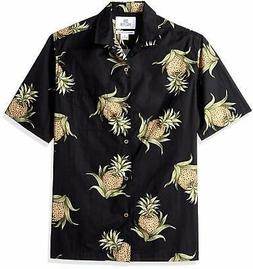 Amazon Brand - 28 Palms Men's Relaxed-Fit 100% Cotton Tropic