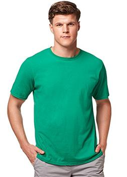 Russell Athletic Men's Basic Cotton T-Shirt, Kelly, XXL