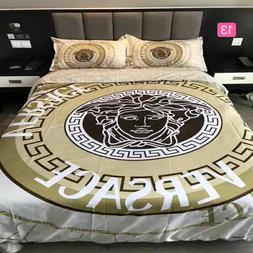 Versace Bed cover Bedding set Authentic King Size Original S
