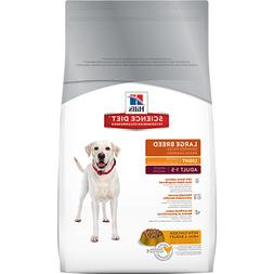 Hill's Science Diet Adult Large Breed Light Dry Dog Food 33