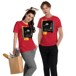 Central Ave Night Vision Unisex Organic Cotton T-Shirt