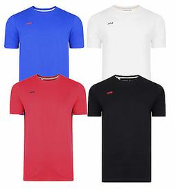Lee Cooper Plain New Men's T-Shirts Cotton Jersey Tee Top