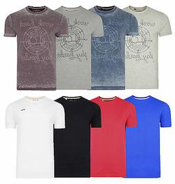 Lee Cooper Printed Plain New Men's T-Shirts Cotton Plain J