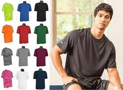 cw22 men double dry performance tee shirt