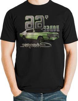 Dodge T Shirt 1966 Charger Hemi Muscle Car Mens Sizes Small