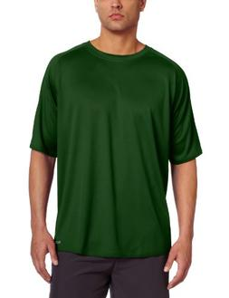 Russell Athletic Mens Dri-Power® Raglan T-Shirt M Dark Gree