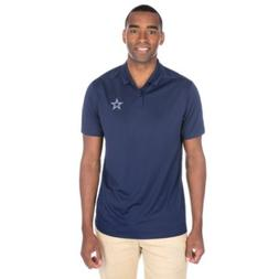 NIKE Men's Dry Victory Solid Polo Golf Shirt, College Navy/B