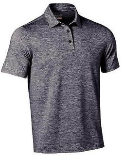 Under Armour Elevated Heather Polo Golf Shirt Mens New Choos