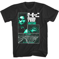 Escape From New York Night Vision Men's T-Shirt 1997 Movie M