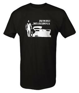 Fast Furious Charger Muscle Car 7 Quote T Shirt