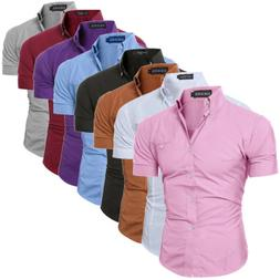 <font><b>Men's</b></font> Slim Fit <font><b>Shirt</b></font>