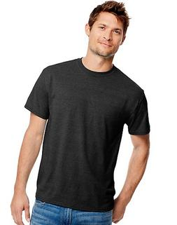 Hanes Men's FreshIQ X-Temp Tri-Blend Performance Crewneck Te