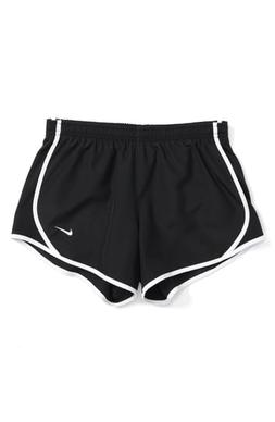 Girl's Nike Dry Tempo Running Shorts, Size S  - Black