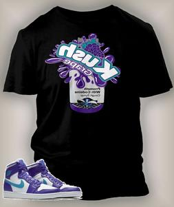 Graphic Tee Shirt  Kush for the Streets Big and Tall Pro Clu