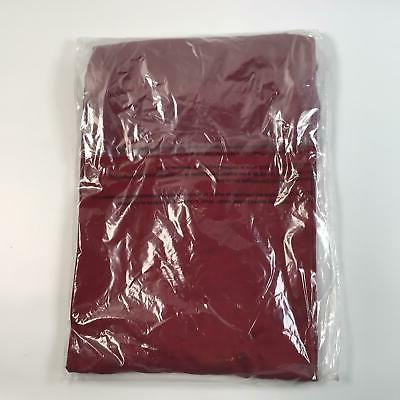 Tech Stretch Polo Maroon Large