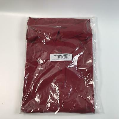 Tech Stretch Shirt, Maroon Large