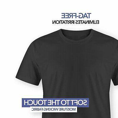 4 pack t shirts for men 100