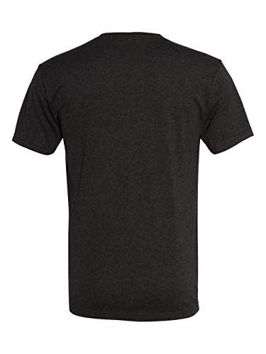 Next 6010 Tri-Blend Crew Large Black