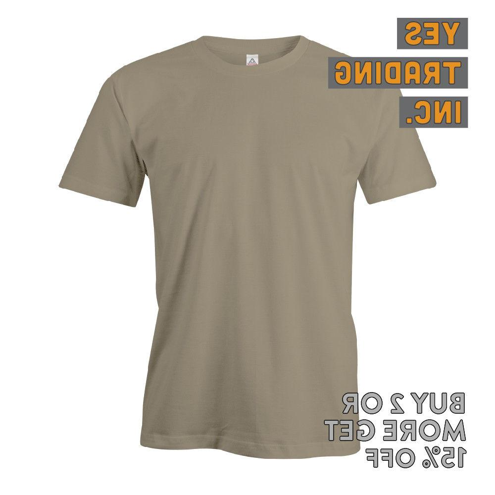 AAA ALSTYLE MENS CASUAL T SHORT SHIRTS TEE