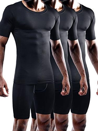 athletic compression under base layer