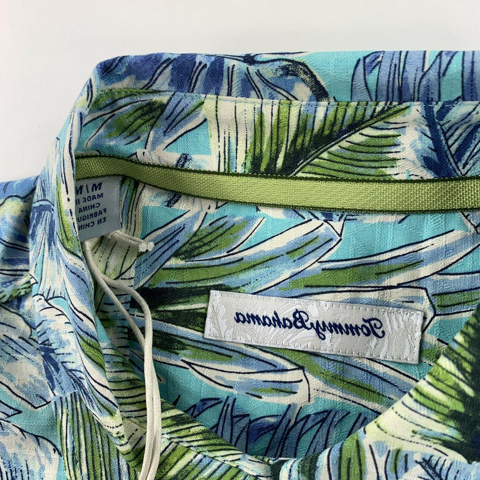 Think Outside The Fronds Blue New Medium