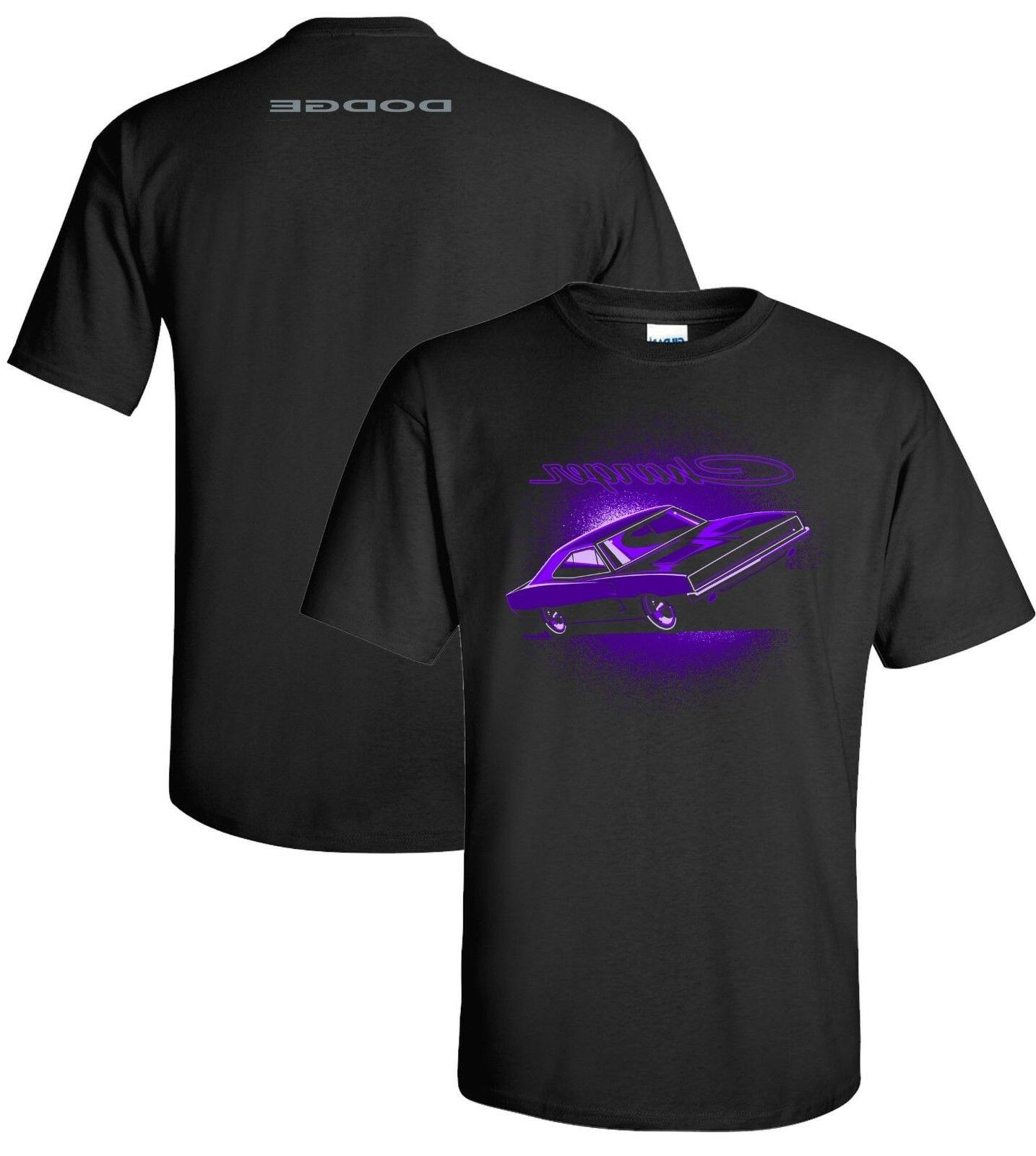 charger plum crazy purple tee t shirt