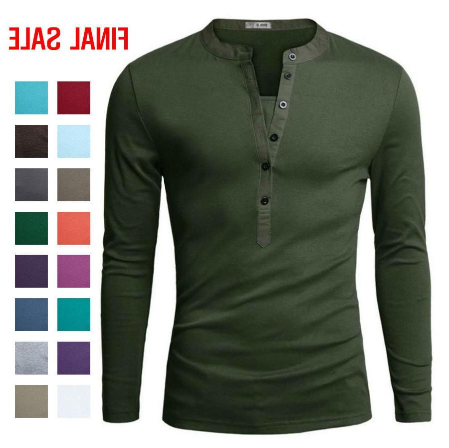 final sale mens basic slim fit long