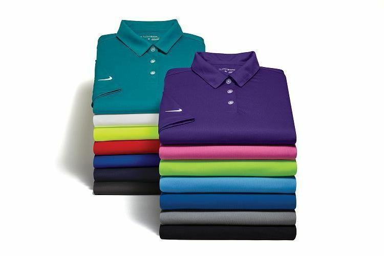 Genuine NIKE Mens Dri-Fit Golf Polo Sport Shirt Moisture Wic