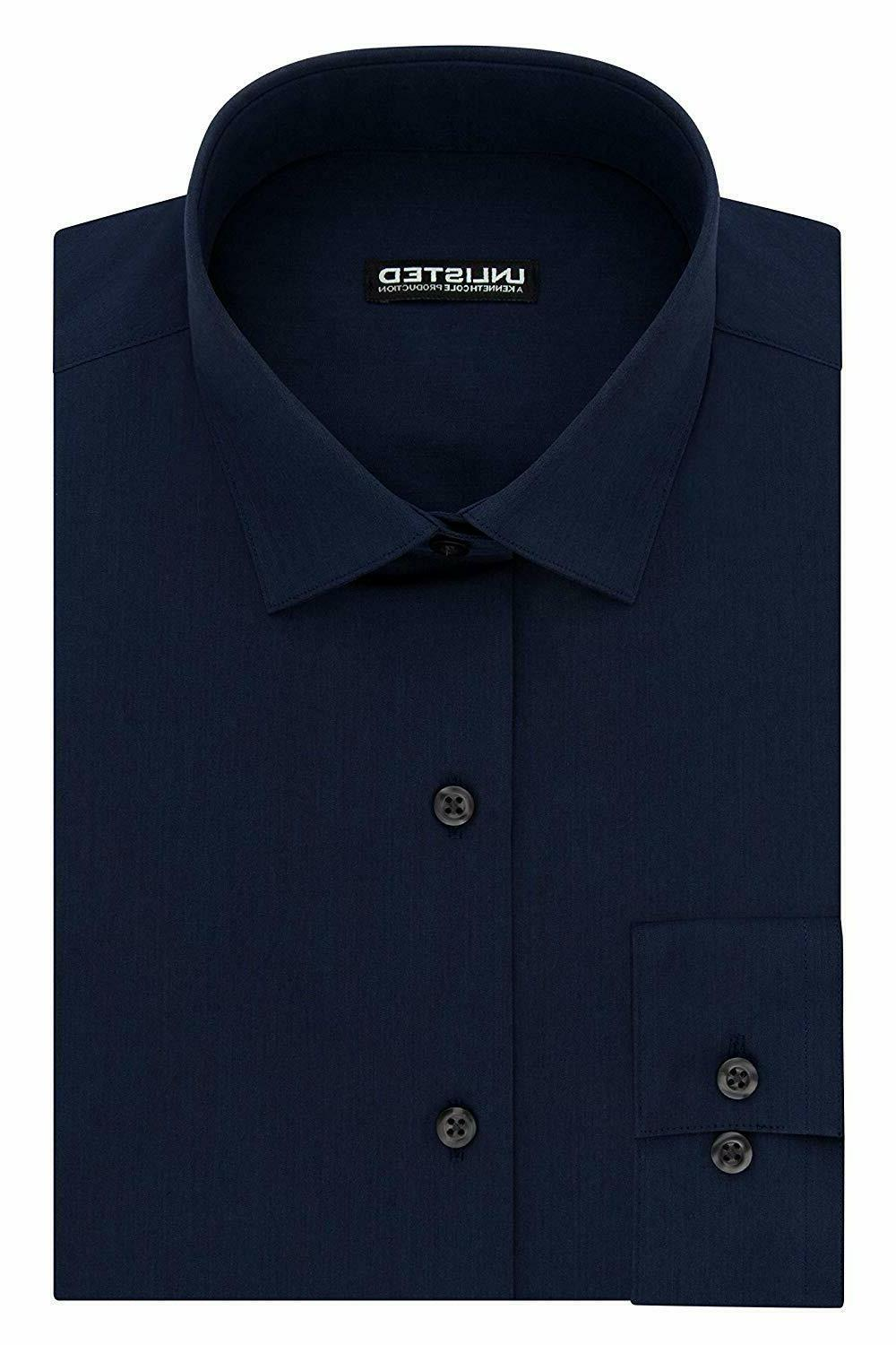 Kenneth Dress Shirt Fit Solid