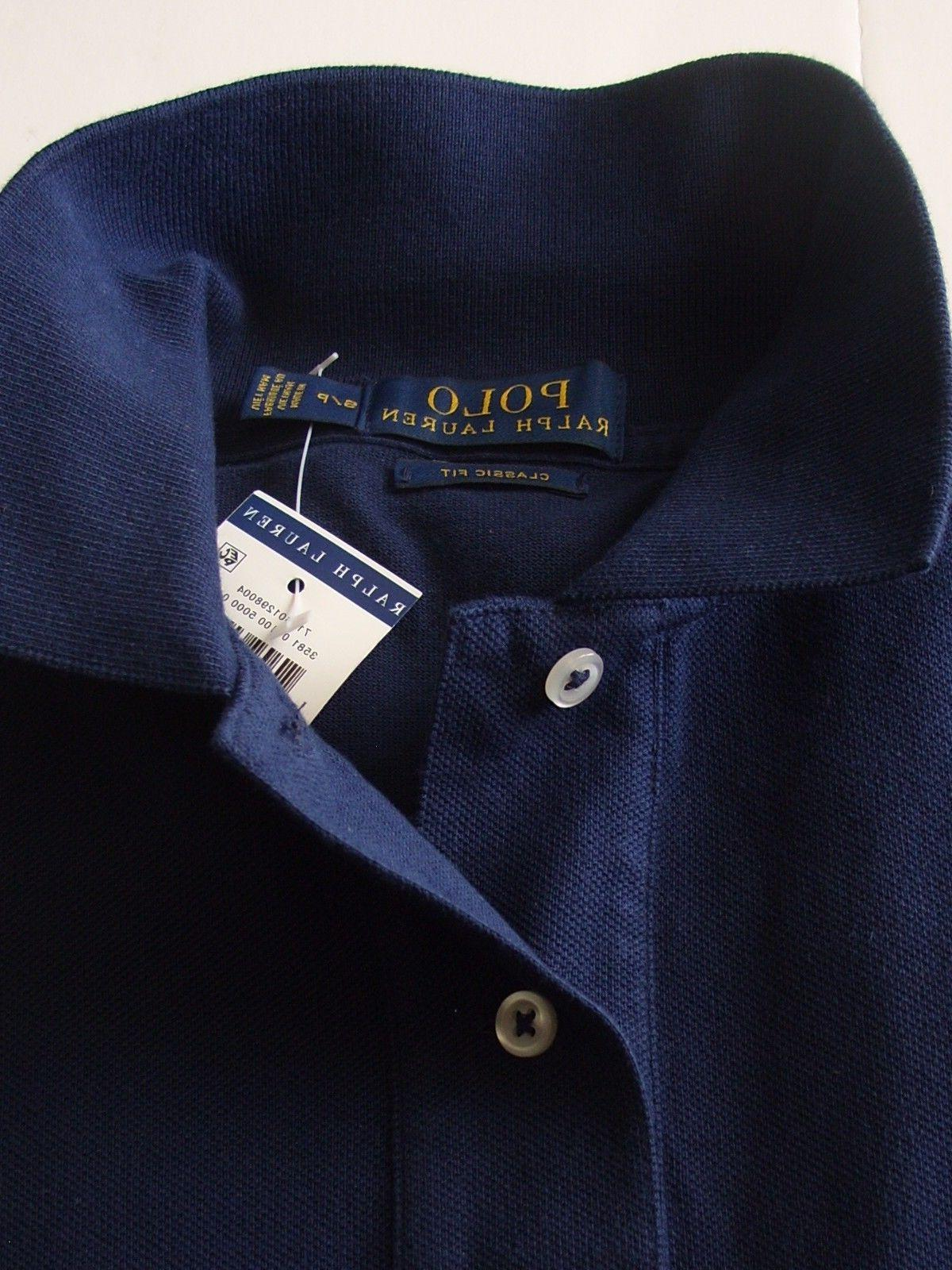 Men Polo Ralph Lauren Mesh Shirt Size XXL -