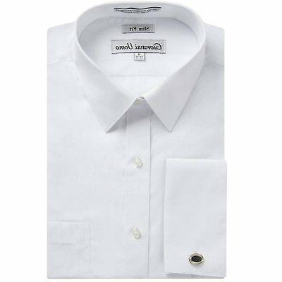 Fit Cuff Dress Shirt -