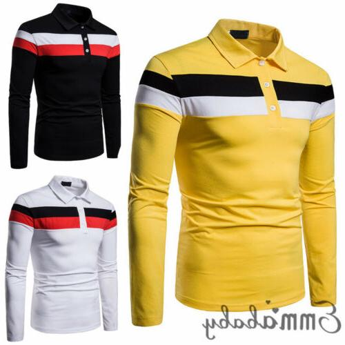 Mens T Long Sleeve modal Breathable Tops