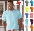 Hanes Mens Short Sleeve Cotton T Shirt Blank 5250 Up to 6XL
