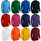 Nike Mens T-Shirt Long Sleeve Park Football Jersey Training
