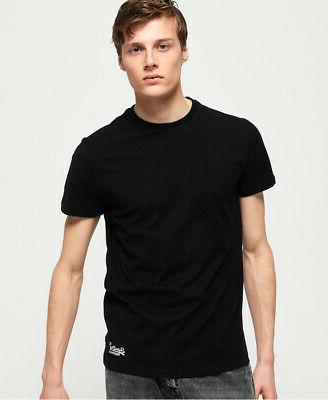 mens vintage embroidery t shirt