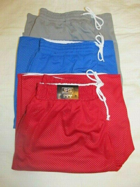 mens xxl reversible athletic shorts