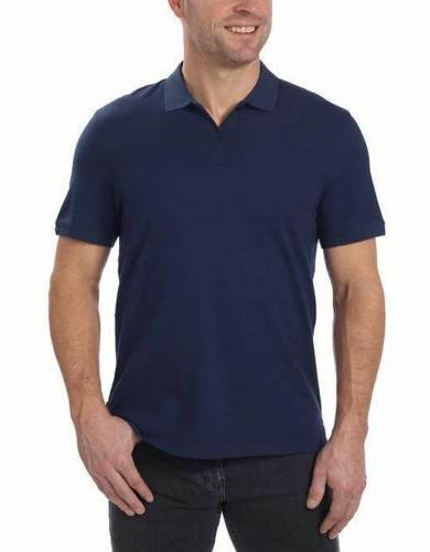 new men s lightweight short sleeve polo