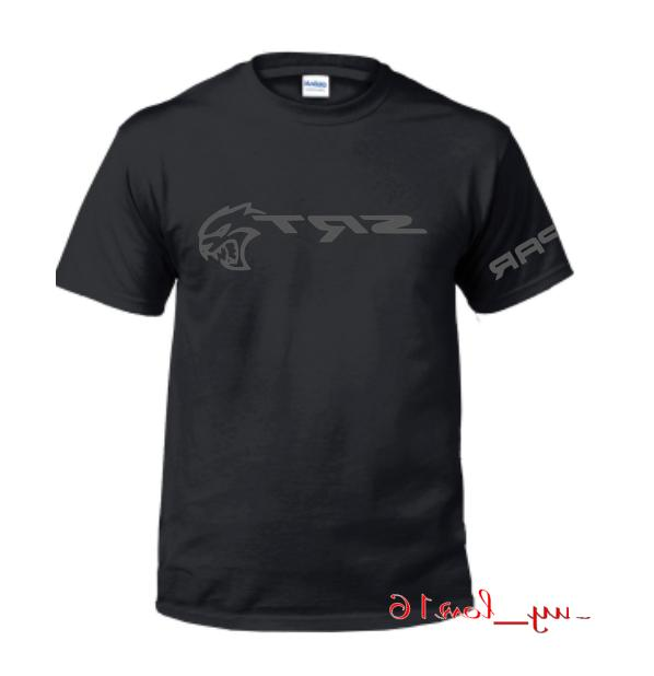 new men s tee dodge srt hellcat