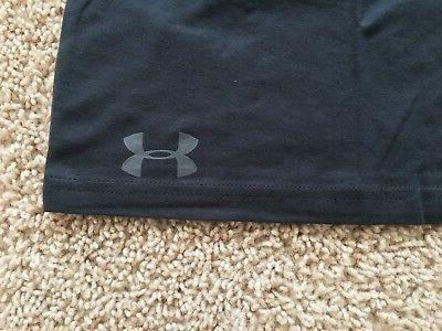 NEW UNDER ARMOUR Charged T-Shirt Navy Blue