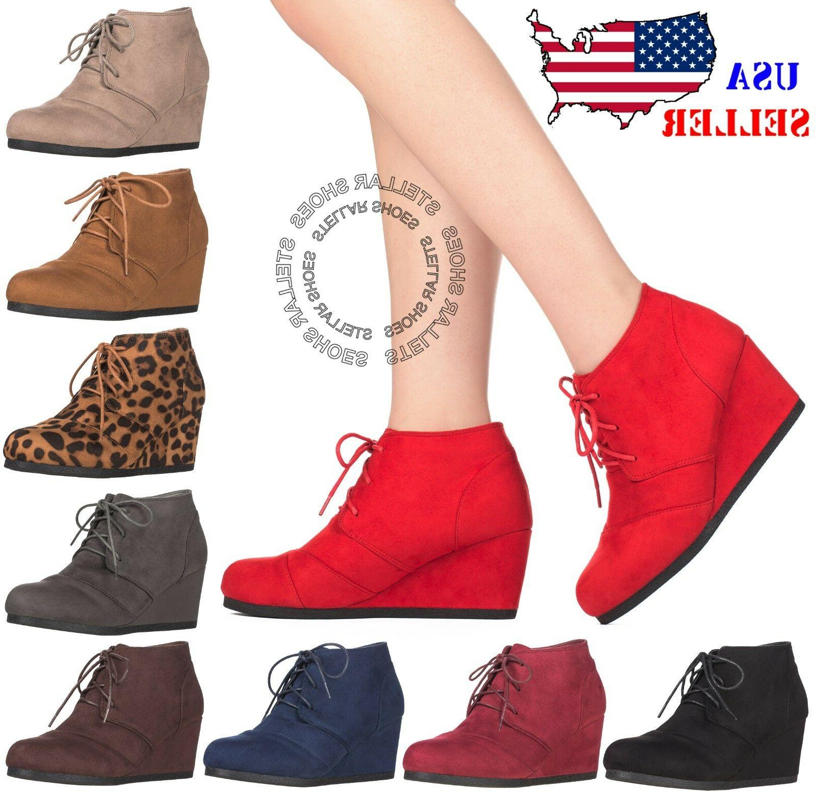 new women s round toe lace up
