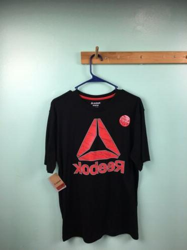 REEBOX -STACKED TEE SHIRT NWT