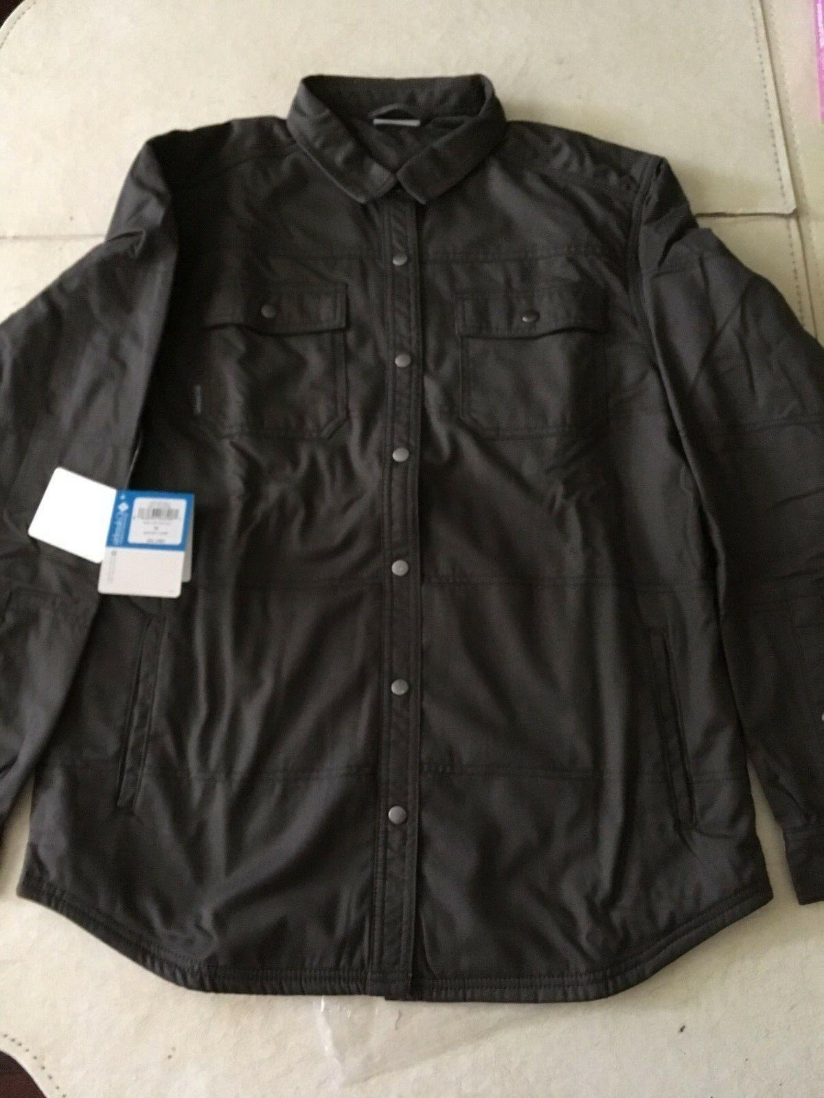 Columbia Sportswear Men's Log Vista Shirt Jacket NWT