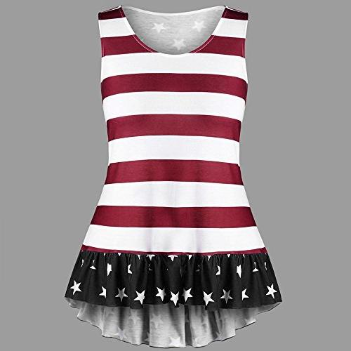 Respctful✿Womens Summer Casual Ruffles Tops with Black