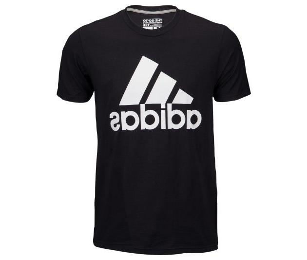 Adidas T Small to Essentials Tee Fit