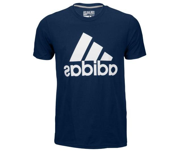 Adidas Shirts Small Essentials Cotton Tee Regular Fit